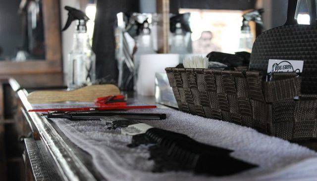 El negocio de la peluquería masculina