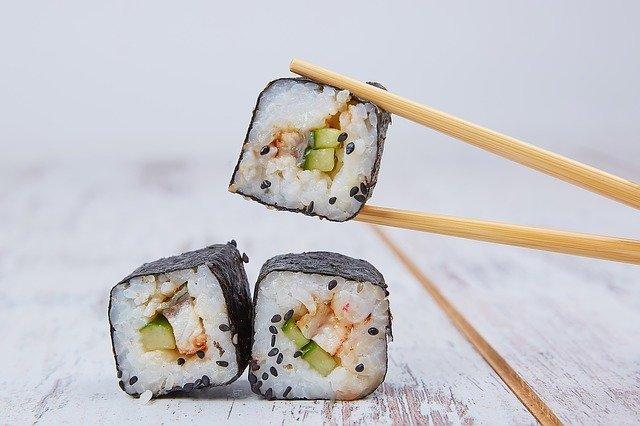 Sushi y sus ventajas